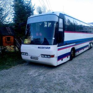 отдых аренда автобуса 59